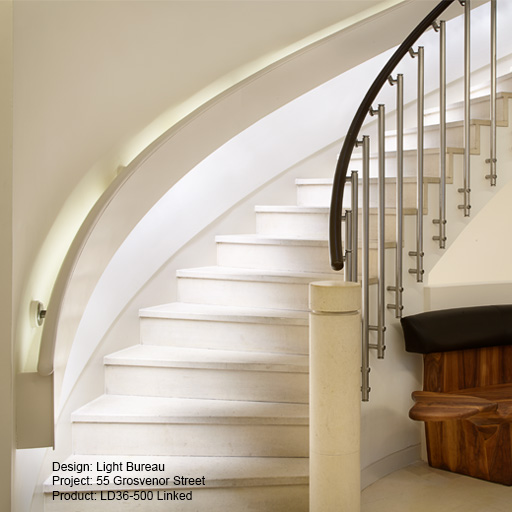 Grosvenor Street Lightgraphix Creative Lighting Solutions
