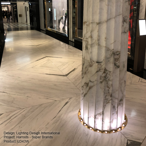 Harrods - Super Brands Lightgraphix Creative Lighting Solutions
