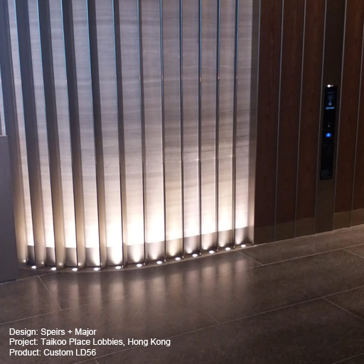 Taikoo Place Lobbies Lightgraphix Creative Lighting Solutions